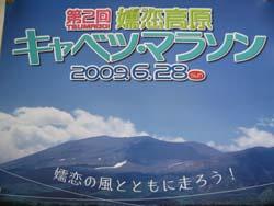 第2回「キャベツマラソン」_f0146620_2141263.jpg