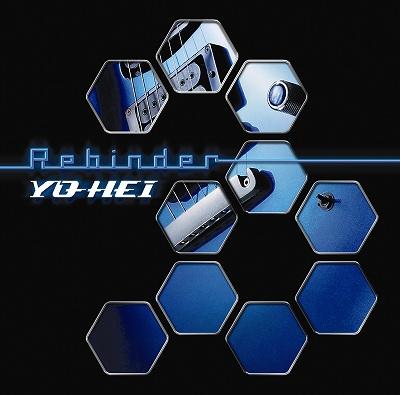 孤高のギタリストYO-HEI(ex-SOLID)が、1stアルバムを完成させた。_e0025035_9312066.jpg
