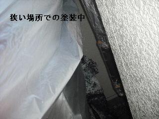 塗装工事6日目_f0031037_20275697.jpg