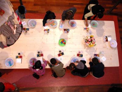 別府現代芸術フェスティバル2009 「混浴温泉世界」 オープニング、アートゲート・クルーズを無料開放☆_a0053662_2129182.jpg