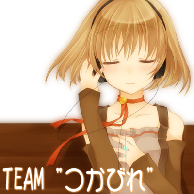 "『TEAM\""つかびれ\""』始動!_c0030713_1463884.jpg"