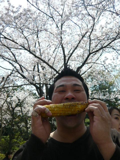 大BBQ花見大会~♪_b0077531_08104.jpg