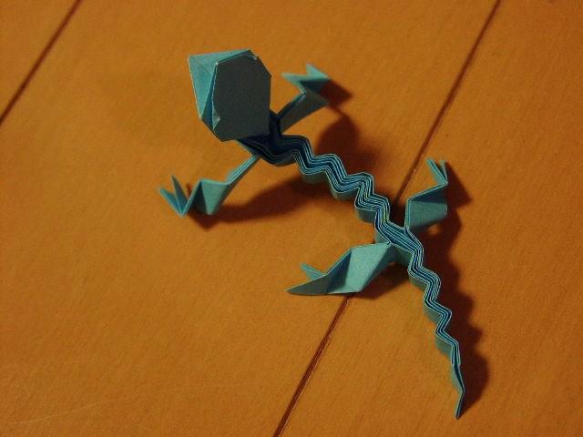 クリスマス 折り紙 : 折り紙 難しい 折り方 : detaile2.exblog.jp