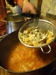 トスカーナの魚料理カチュッコ_f0106597_071798.jpg