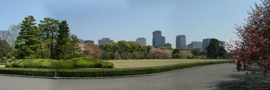 皇居東御苑