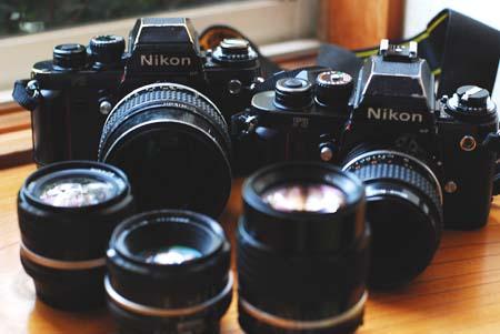 ■私の手元にやってきたのは「Nikon F3」■_f0080530_1725492.jpg