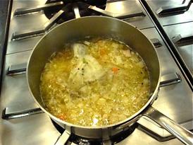フェンネルのクリームスープはおいしい!_c0050387_12192456.jpg