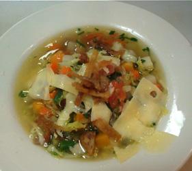 フェンネルのクリームスープはおいしい!_c0050387_12194347.jpg