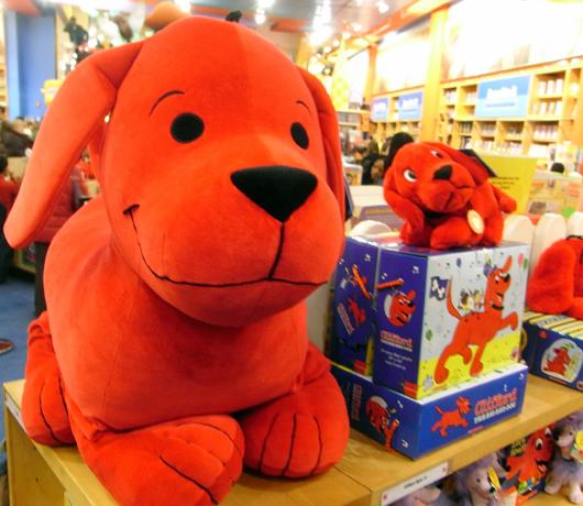 おもちゃ屋さんでイースター・エッグハント Scholastic Store_b0007805_22574339.jpg