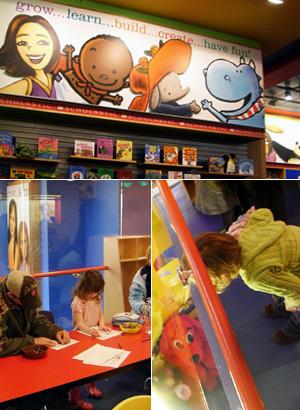 おもちゃ屋さんでイースター・エッグハント Scholastic Store_b0007805_23115791.jpg