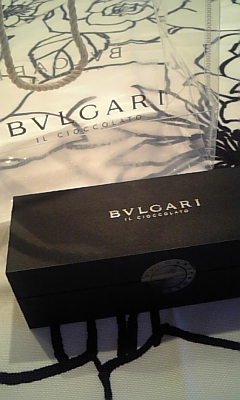 BULGARIのチョコラータ_c0141025_189284.jpg