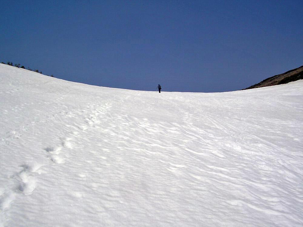 一切経山 ~ 2009年4月11日_f0170180_1610292.jpg