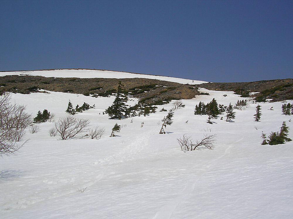 一切経山 ~ 2009年4月11日_f0170180_1610593.jpg