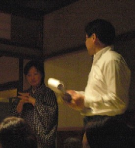 森喜酒造の酒を京加茂の料理と楽しむ 日本酒会_c0013687_23484676.jpg