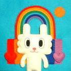 「Thunder Bunny\'s Rainbow Piano」_a0047004_1111056.jpg