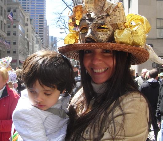 NYのイースター・パレード 2009_b0007805_15102972.jpg