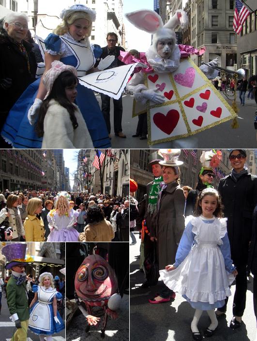 NYのイースター・パレード 2009_b0007805_15162130.jpg
