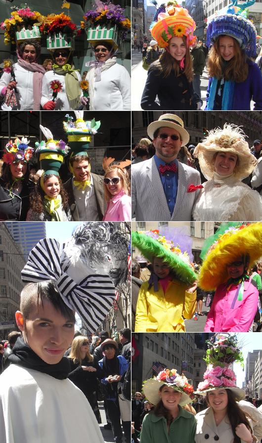 NYのイースター・パレード 2009_b0007805_15195044.jpg