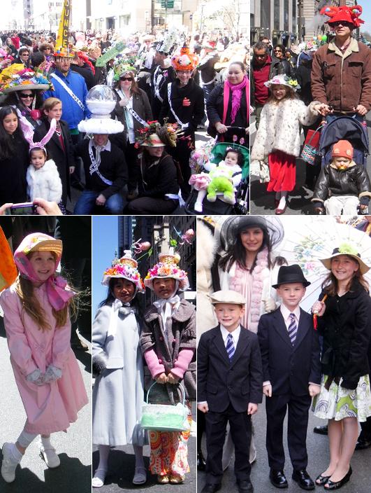 NYのイースター・パレード 2009_b0007805_1520458.jpg