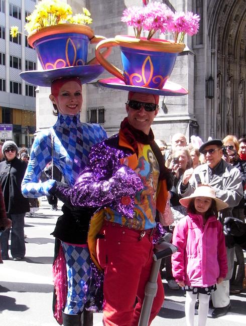 NYのイースター・パレード 2009_b0007805_15214690.jpg
