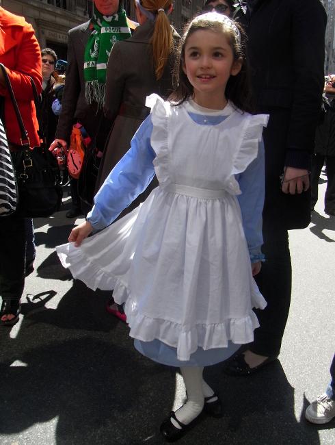 NYのイースター・パレード 2009_b0007805_15253665.jpg