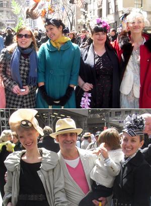 NYのイースター・パレード 2009_b0007805_1544740.jpg