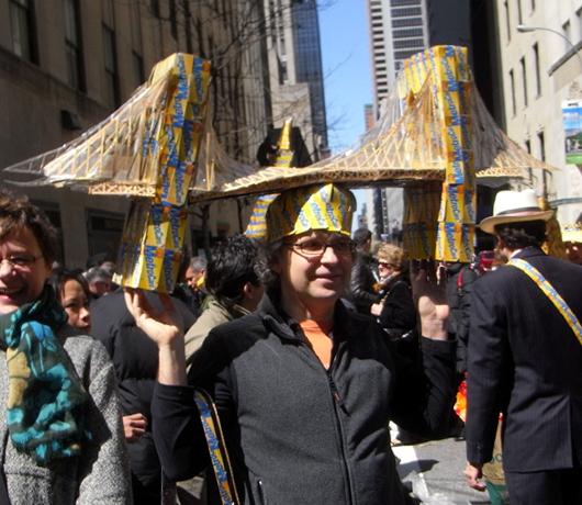 NYのイースター・パレード 2009_b0007805_1595261.jpg