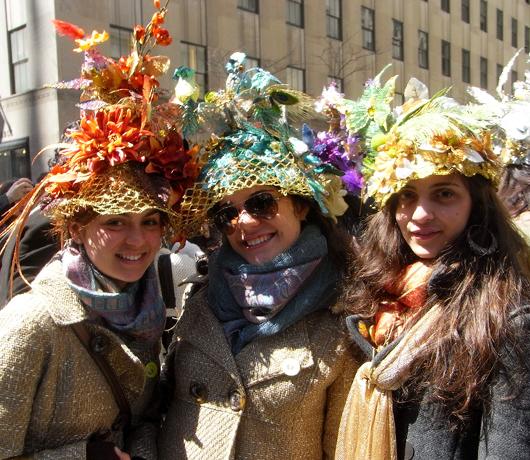 NYのイースター・パレード 2009_b0007805_159947.jpg