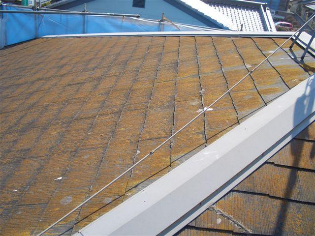 屋根塗り替え工事_a0107970_2355391.jpg