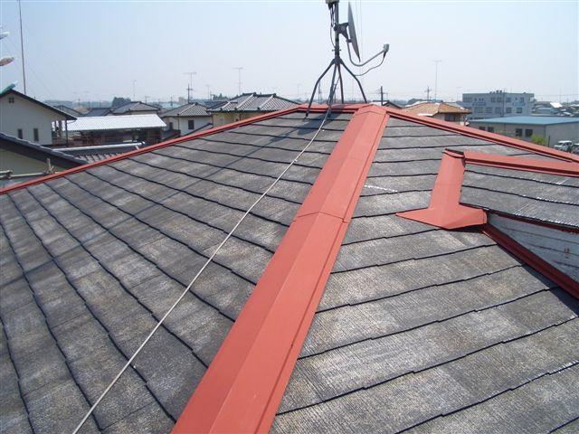 屋根塗り替え工事_a0107970_23555988.jpg