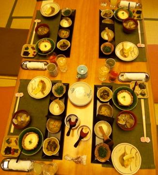 山須臾の料理の数々!_c0180686_0103297.jpg