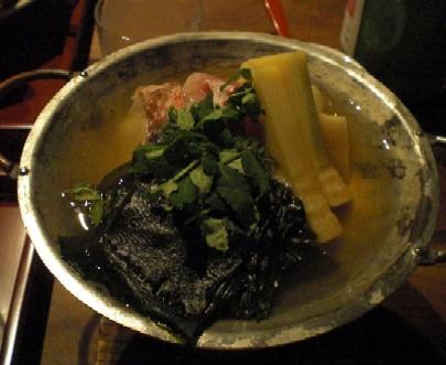 森喜酒造の酒を京加茂の料理と楽しむ 日本酒会_c0013687_012495.jpg