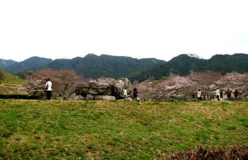 奈良2 明日香石舞台古墳_e0048413_21542322.jpg