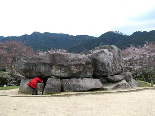 奈良2 明日香石舞台古墳_e0048413_2155983.jpg