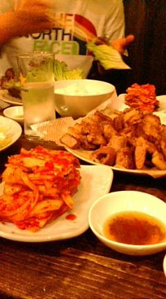 ソンジンの韓国料理めちゃうま!_b0032617_18192614.jpg