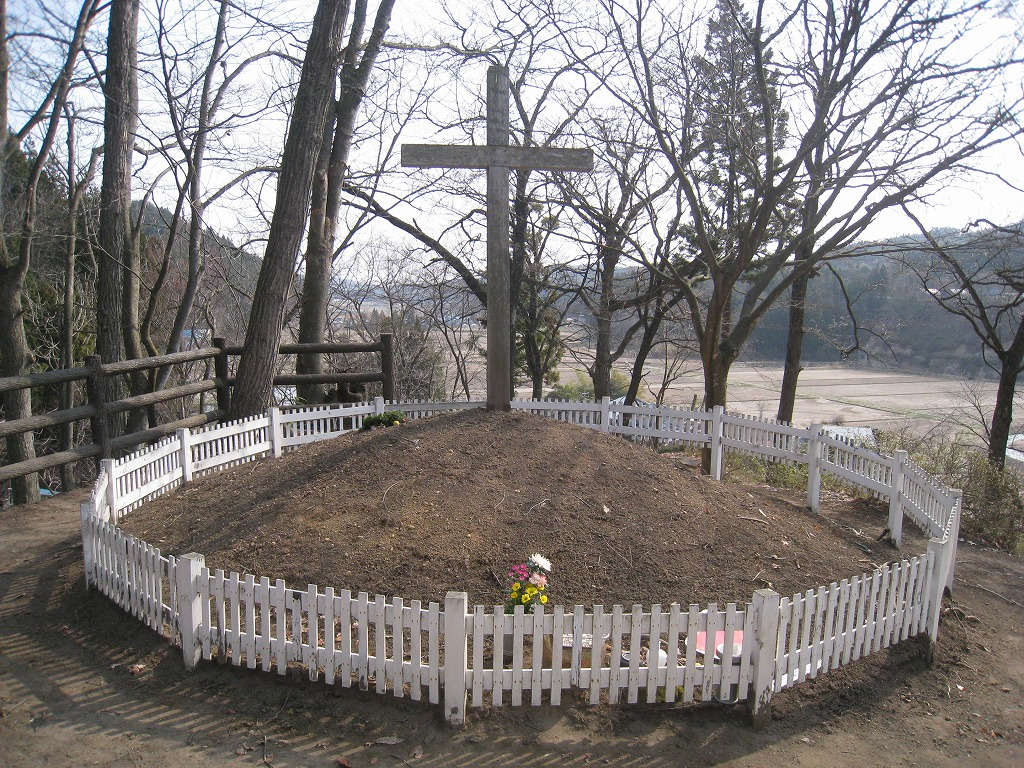 キリストの墓 : 身近な発見