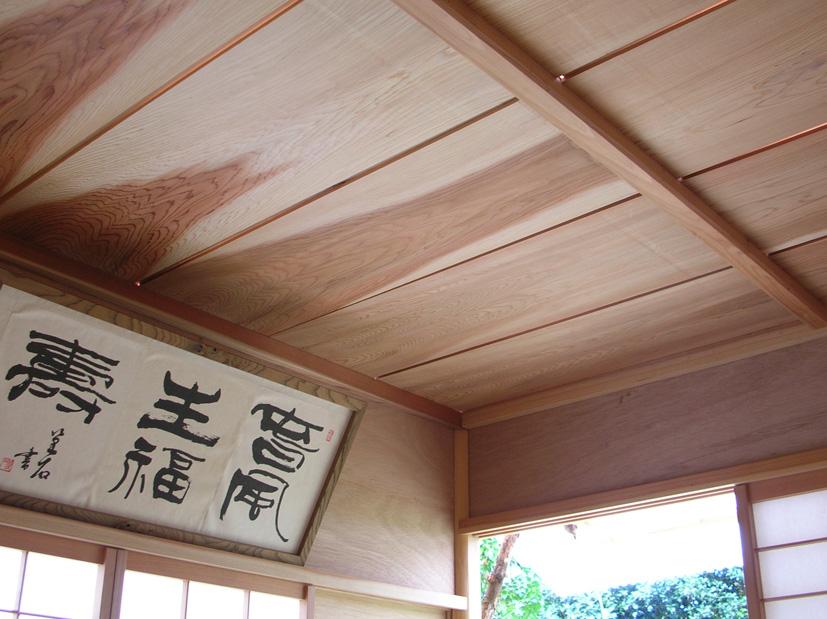 「持ち運び」2畳台目の茶室(続)_e0127948_18353156.jpg