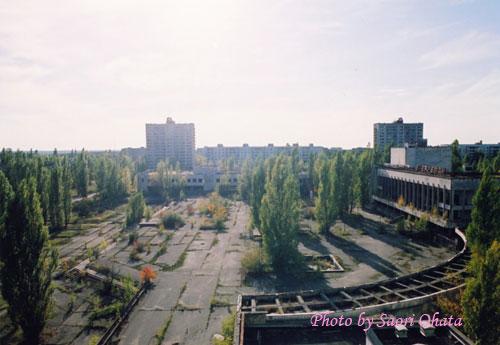 廃墟チェルノブイリ~第2回~_f0025948_11102815.jpg
