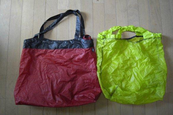 Ultra Sil Shopping Bag / SEA TO SUMMIT_e0024555_11135559.jpg