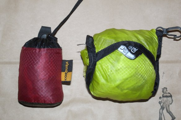 Ultra Sil Shopping Bag / SEA TO SUMMIT_e0024555_11145198.jpg