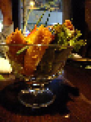 酒肴庵 国分寺 恵比寿屋@国分寺の☆☆☆☆パフェ_d0044093_0381599.jpg