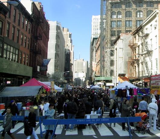 ストリートフェアでFISHS EDDYの大セールに遭遇_b0007805_2285833.jpg