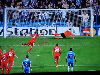 チェルシー×リバプール UEFAチャンピオンズリーグ 1/8ファイナル 2ndレグ_c0025217_20204873.jpg