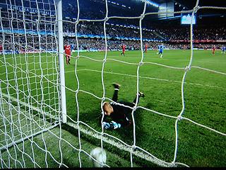 チェルシー×リバプール UEFAチャンピオンズリーグ 1/8ファイナル 2ndレグ_c0025217_20205853.jpg