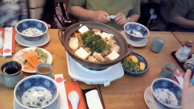 和食のランチ1