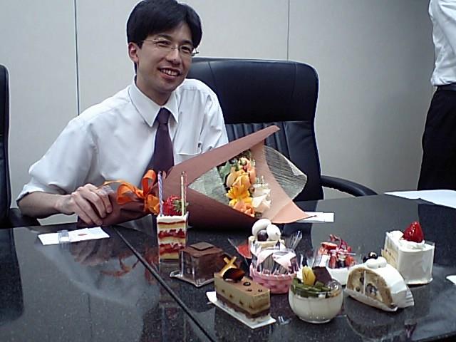 6ヶ月後の税務調査是認通知、そしてお誕生日おめでとう!_d0054704_0182384.jpg