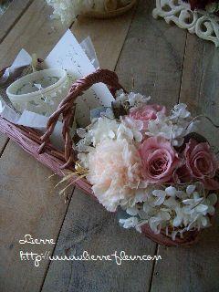 母の日のお花など_e0127625_1055284.jpg