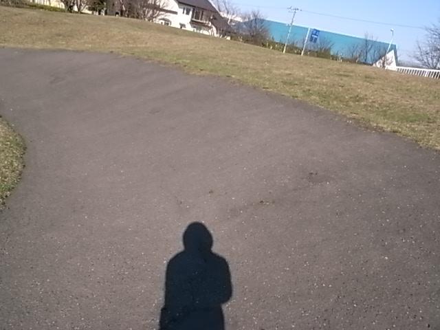 ジンギとサイクリング_e0173533_17511293.jpg