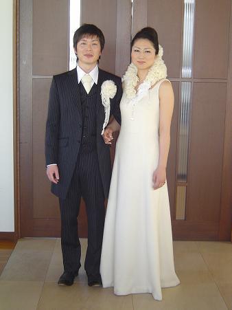 """ウェディングも""""自分スタイル"""" Tご夫妻 結婚披露宴 編_c0177259_2114094.jpg"""