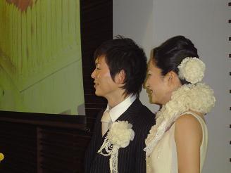 """ウェディングも""""自分スタイル"""" Tご夫妻 結婚披露宴 編_c0177259_21182111.jpg"""